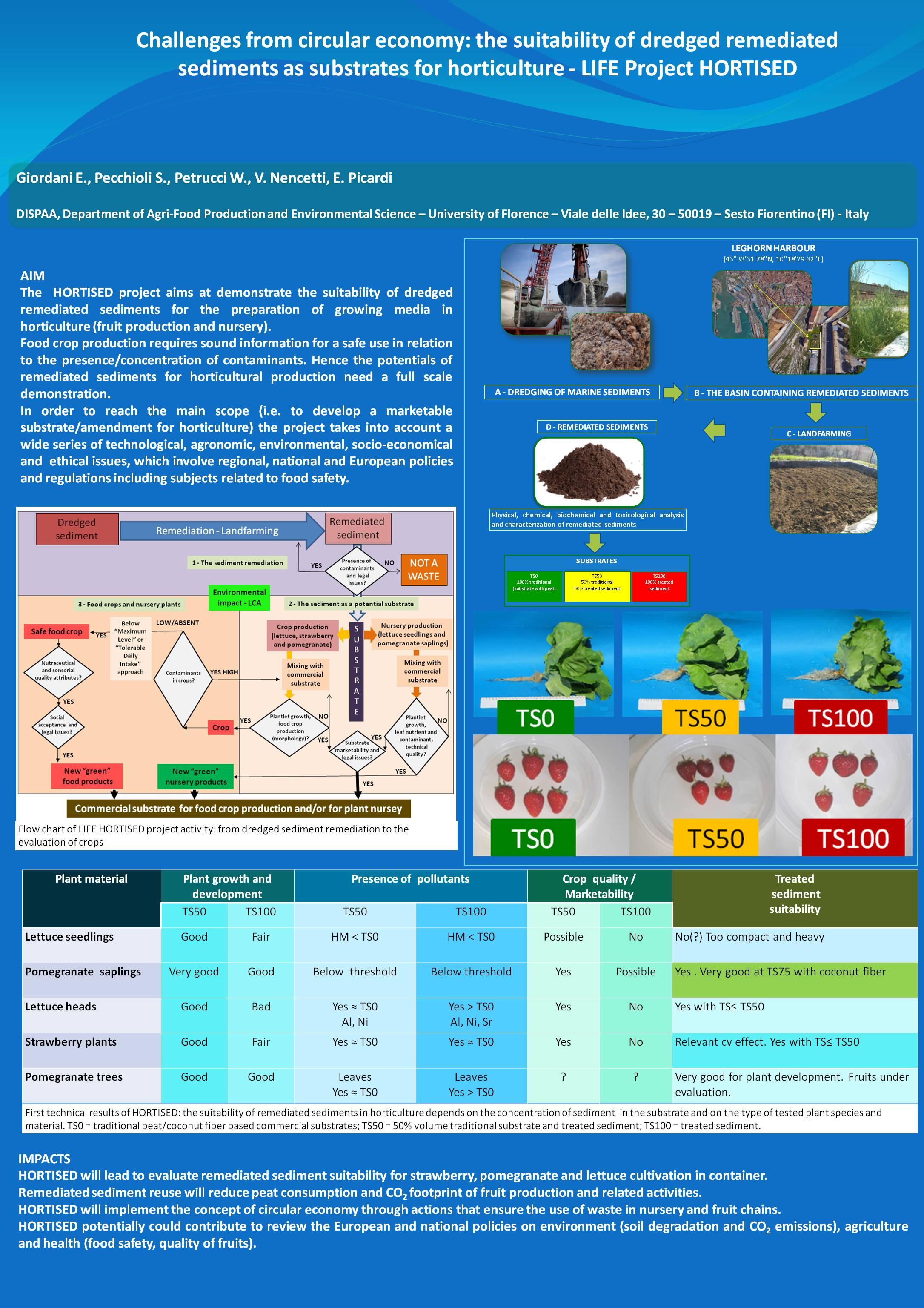 2 - Poster generale con grafico